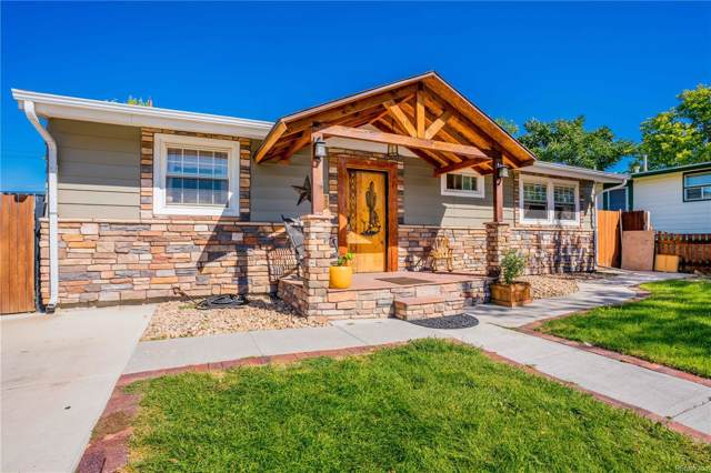 461 Campo Street, Denver, CO 80221 (MLS #9719286) :: 8z Real Estate