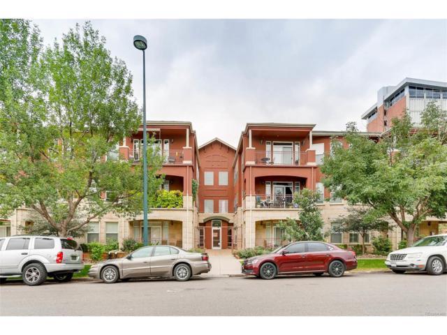 2100 N Humboldt Street #107, Denver, CO 80205 (#9719495) :: House Hunters Colorado