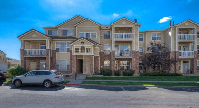 5704 N Gibralter Way #103, Aurora, CO 80019 (#9719815) :: True Performance Real Estate