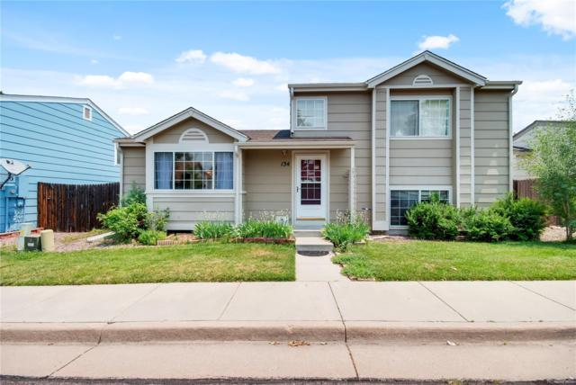 134 N Bedford Avenue, Castle Rock, CO 80104 (#9719874) :: Structure CO Group