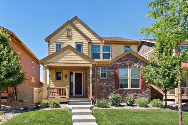 21815 E Tallkid Avenue, Parker, CO 80138 (MLS #9719994) :: 8z Real Estate