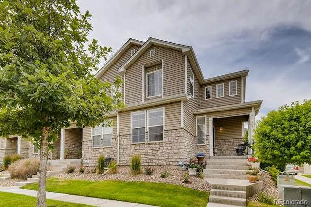 9758 Laredo Street 39A, Commerce City, CO 80022 (MLS #9720504) :: 8z Real Estate