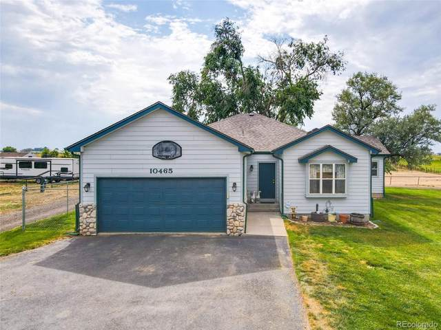 10465 County Road 23, Fort Lupton, CO 80621 (#9720640) :: Re/Max Structure