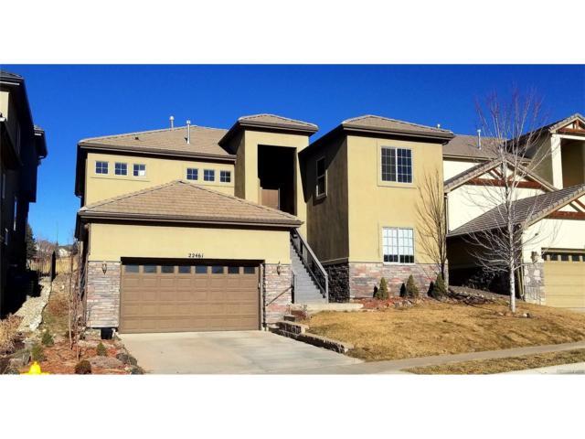22461 E Peakview Drive, Aurora, CO 80016 (#9720664) :: Wisdom Real Estate