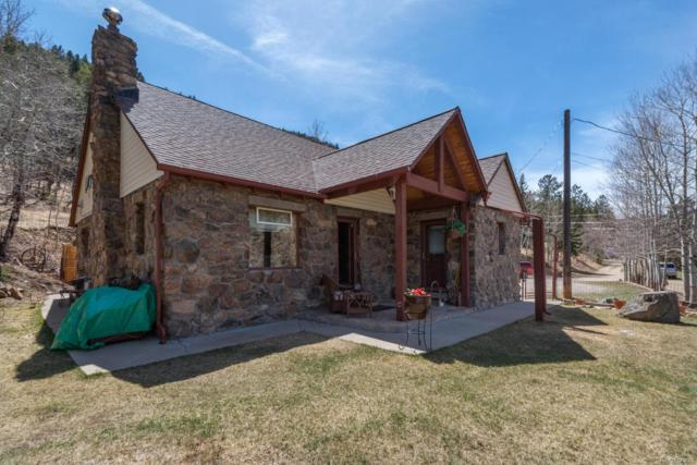 167 Buckskin Trail, Idaho Springs, CO 80452 (#9721299) :: Bring Home Denver