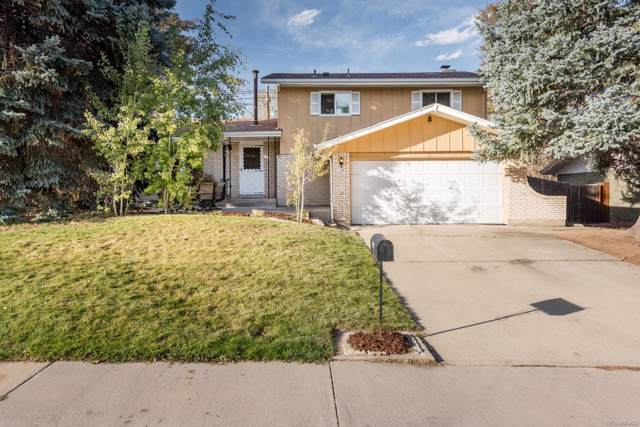 11439 W 59th Place, Arvada, CO 80004 (#9721801) :: Compass Colorado Realty