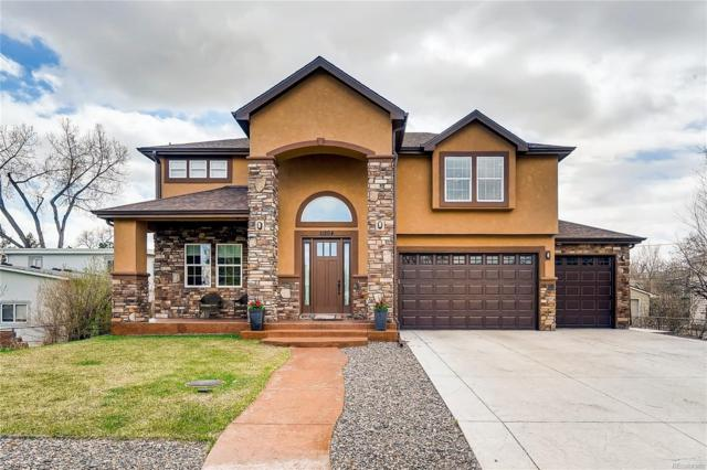 11804 W Security Avenue, Lakewood, CO 80401 (#9722081) :: The City and Mountains Group