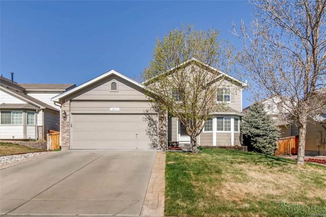 12633 Buckhorn Creek Street, Parker, CO 80134 (#9722201) :: The DeGrood Team