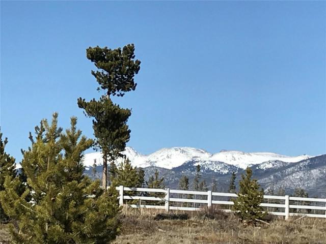 126 County Road 4035, Grand Lake, CO 80447 (#9722348) :: The Heyl Group at Keller Williams