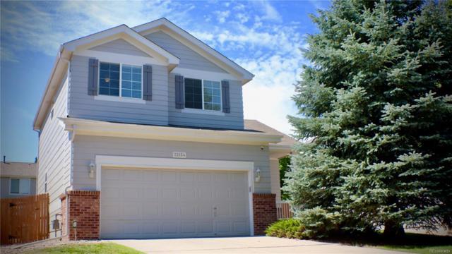 22154 E Mercer Place, Aurora, CO 80018 (MLS #9722448) :: 8z Real Estate