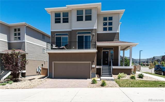 2648 Champagne Avenue, Castle Rock, CO 80109 (#9722480) :: My Home Team