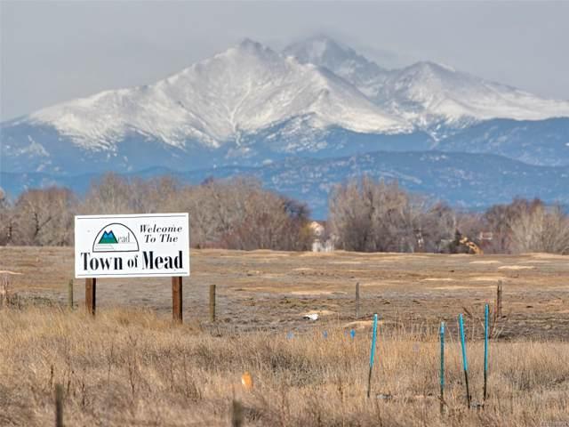 Welker Avenue, Mead, CO 80542 (MLS #9722515) :: 8z Real Estate