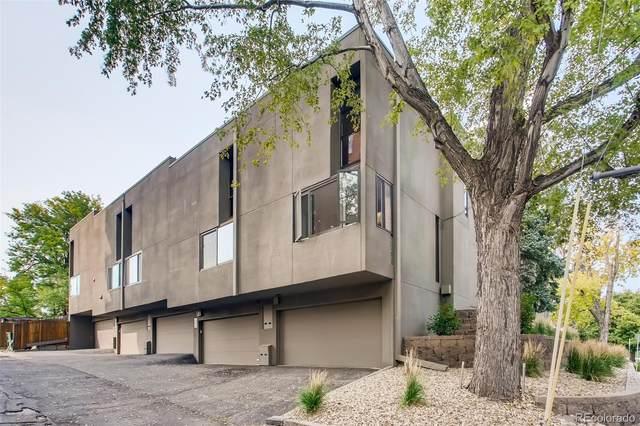 1070 N Race Street Unit G, Denver, CO 80206 (#9722830) :: Berkshire Hathaway Elevated Living Real Estate