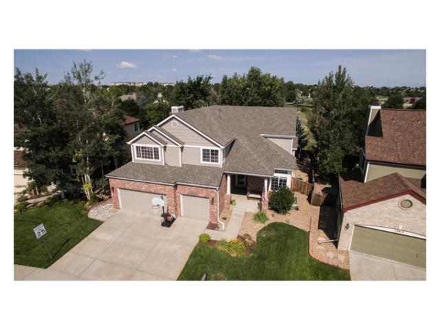15822 Crestrock Circle, Parker, CO 80134 (MLS #9722930) :: 8z Real Estate