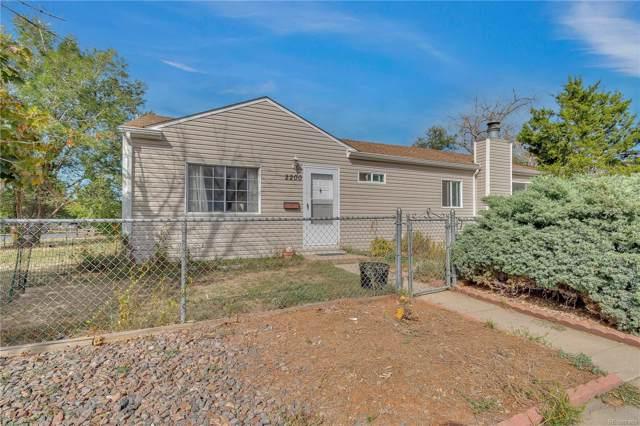 2200 Hanover Street, Aurora, CO 80010 (MLS #9723066) :: 8z Real Estate