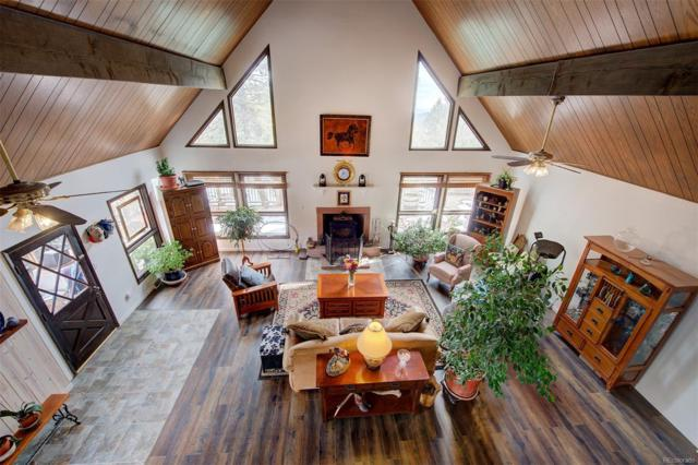 30387 Conifer Mountain Drive, Conifer, CO 80433 (MLS #9723108) :: 8z Real Estate