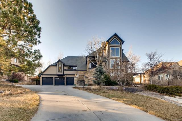 867 Glen Oaks Avenue, Castle Pines, CO 80108 (#9723225) :: Colorado Team Real Estate