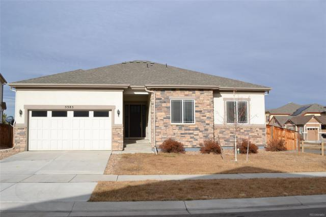 5385 Retreat Circle, Longmont, CO 80503 (MLS #9723340) :: Bliss Realty Group