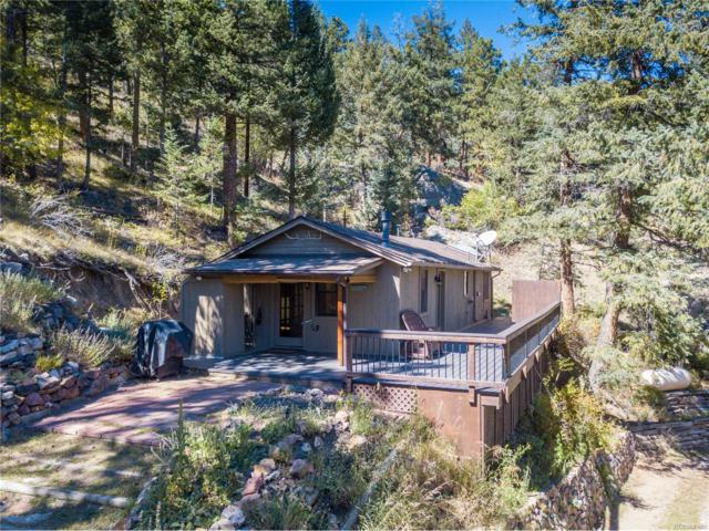 249 Mesa Drive, Evergreen, CO 80439 (#9723388) :: The Peak Properties Group