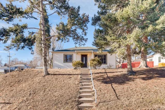 795 S Navajo Street, Denver, CO 80223 (#9723536) :: Bring Home Denver