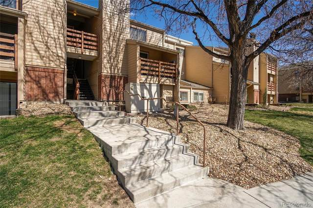 7665 E Eastman Avenue A107, Denver, CO 80231 (#9723912) :: Mile High Luxury Real Estate