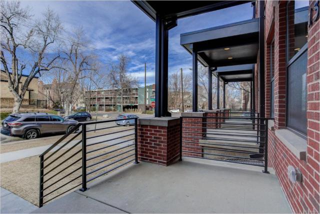 1390 N Vine Street Parcel 5, Denver, CO 80206 (#9724383) :: James Crocker Team