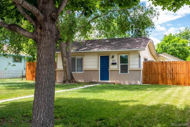 151 S King Street, Denver, CO 80219 (#9724657) :: HomeSmart Realty Group