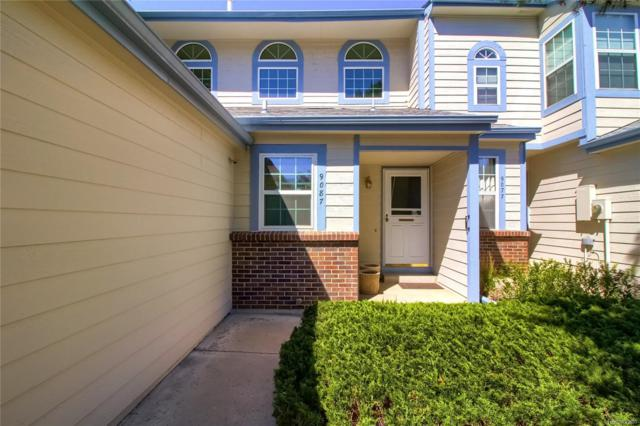 9087 W Plymouth Avenue, Littleton, CO 80128 (#9725095) :: The DeGrood Team