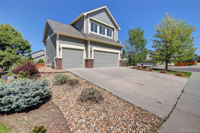 3361 Cremello Court, Castle Rock, CO 80104 (#9725145) :: The DeGrood Team