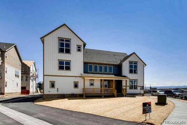 2853 S Fox Street, Englewood, CO 80110 (MLS #9725234) :: 8z Real Estate