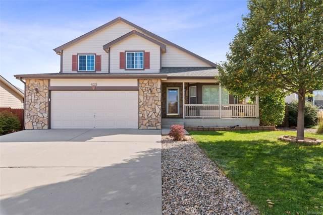 415 Boulder Lane, Johnstown, CO 80534 (MLS #9725278) :: 8z Real Estate