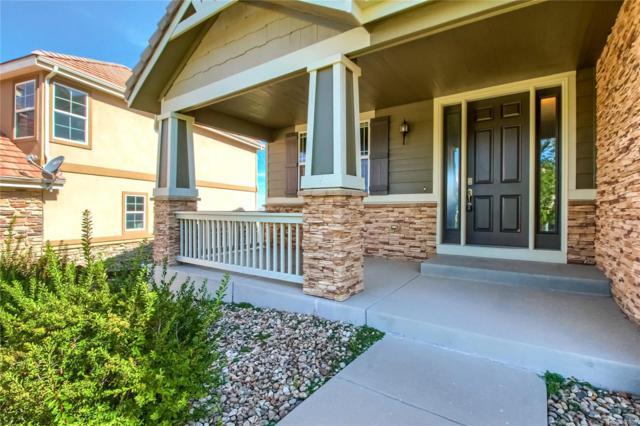 4893 Persimmon Lane, Castle Rock, CO 80109 (#9725313) :: The Peak Properties Group