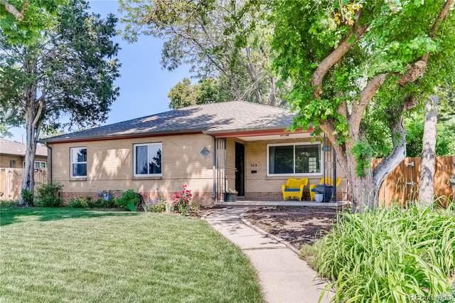 3650 Niagara Street, Denver, CO 80207 (MLS #9725463) :: 8z Real Estate