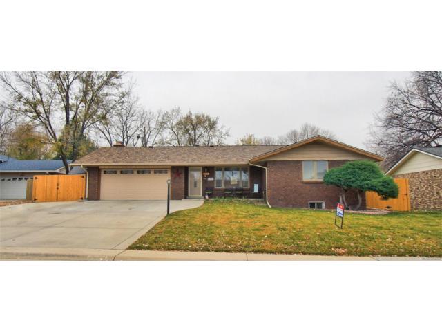 4474 Everett Drive, Wheat Ridge, CO 80033 (#9725622) :: The Peak Properties Group