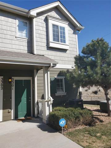 14700 E 104th Avenue #3301, Commerce City, CO 80022 (#9725826) :: Hudson Stonegate Team