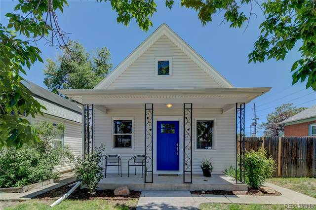 4306 Lincoln Street, Denver, CO 80216 (#9725835) :: Portenga Properties