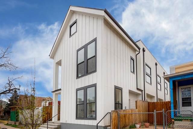 1046 N Inca Street #2, Denver, CO 80204 (MLS #9726147) :: Keller Williams Realty