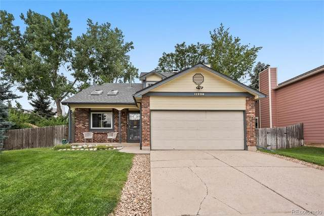 11236 W Bowles Place, Littleton, CO 80127 (#9726290) :: The Gilbert Group