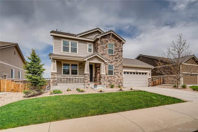 6726 Lynch Lane, Castle Rock, CO 80108 (#9726977) :: The Griffith Home Team