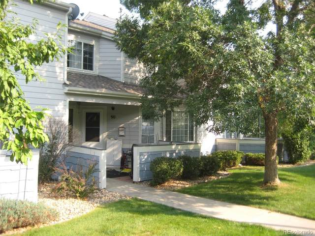 1419 Red Mountain Drive #90, Longmont, CO 80504 (#9727159) :: The Dixon Group