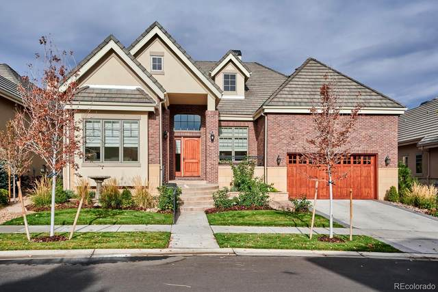 60 Sommerset Circle, Greenwood Village, CO 80111 (#9727558) :: The HomeSmiths Team - Keller Williams