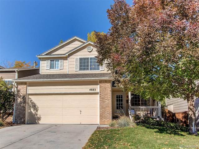 4883 Apollo Bay Drive, Highlands Ranch, CO 80130 (#9727758) :: The DeGrood Team