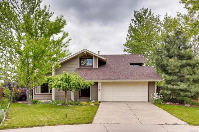 7516 S Emerson Circle, Centennial, CO 80122 (MLS #9727795) :: 8z Real Estate