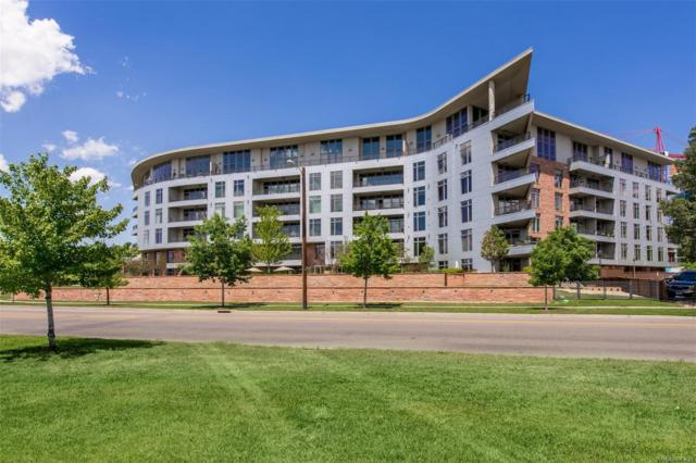 333 S Monroe Street #207, Denver, CO 80209 (#9727950) :: The Dixon Group