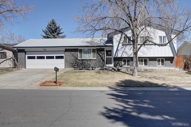 9333 W Girton Place, Lakewood, CO 80227 (#9728087) :: The Peak Properties Group