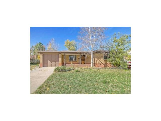 4045 Jay Street, Wheat Ridge, CO 80033 (#9728521) :: The Pete Cook Home Group