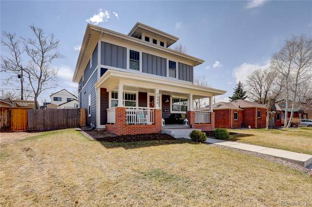 5040 W 35th Avenue, Denver, CO 80212 (#9728818) :: The Griffith Home Team