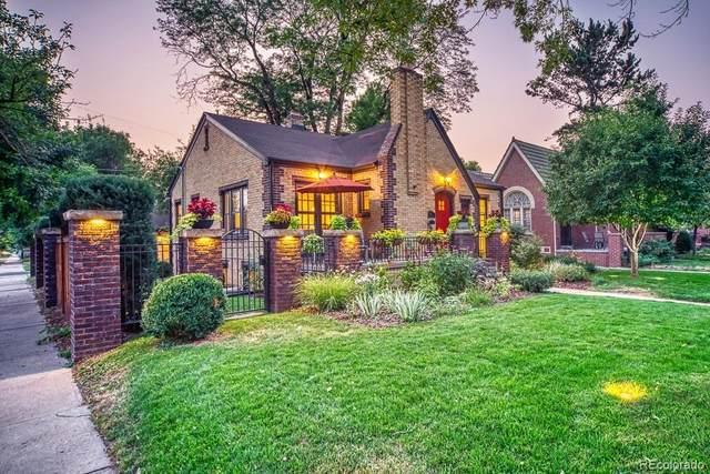 601 Monroe Street, Denver, CO 80206 (#9728949) :: Wisdom Real Estate