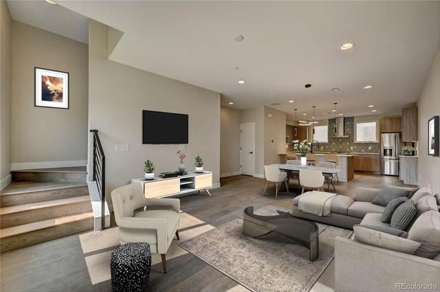 2639 Downing Street, Denver, CO 80205 (MLS #9729097) :: Neuhaus Real Estate, Inc.