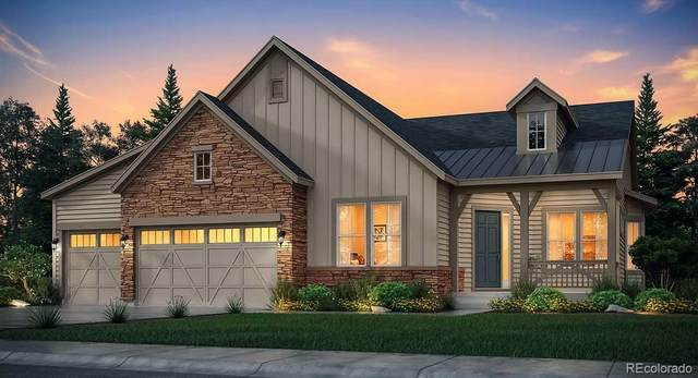 6749 Tee Time Way, Castle Pines, CO 80108 (#9729234) :: The Brokerage Group